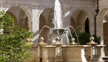 Fontana Abbazia di Montecassino